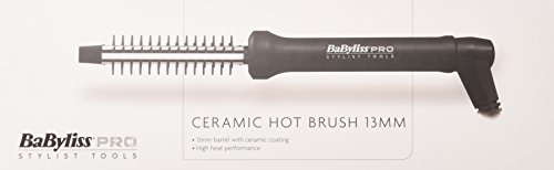 BaByliss Pro Ceramic Hot Brush 13mm - 31Rom dSn5L - BaByliss Pro Ceramic Hot Brush 13mm
