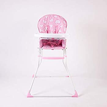 Red Kite Feed Me Compact Folding High Chair Tutti Fruitti Brand New Fast Postage