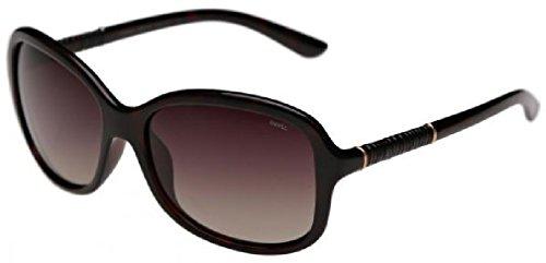 Polarisierte Sonnenbrille INVU B 2510B braun polarisierte 100% UV polarisierte Sonnenbrille