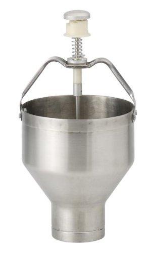 Royal Industries Pancake Batter Dispenser, Stainless Steel, Silver by Royal...