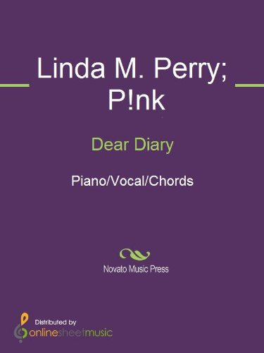 Dear diary ebook linda m perry pnk pink amazon kindle dear diary by linda m perry pnk pink fandeluxe Choice Image