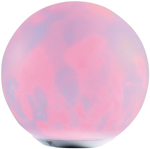Lunartec Lichtkugel: Supernova Kugel-Effektlampe mit 4 Leuchtprogrammen (Leuchtkugel)