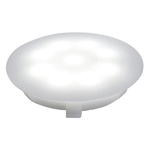 Paulmann Profi EBL UpDownlight LED 1W 12V 45mm Satin/Ku