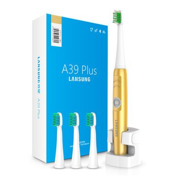 Generic A39 Plus Teeth Clean Whitening Smart Toothbrush- Parent