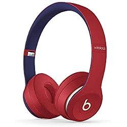 Casque Beats Solo3 sans fil - Beats Club Collection - Rouge Club