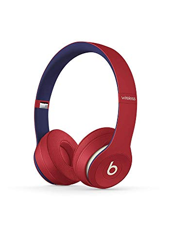 Casque Beats Solo3 sans fil - Beats Club Collection - Rouge Club