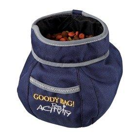 Trixie 32281 Dog Activity Goody Bag Snack Sacoche à friandises pour chien 11 x 16 cm