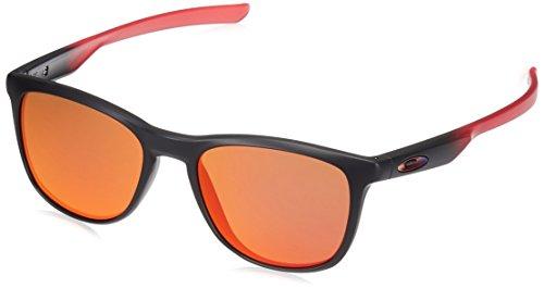 Oakley Herren Trillbe X 934010 52 Sonnenbrille, Rot (Ruby Fade/Prizmruby),