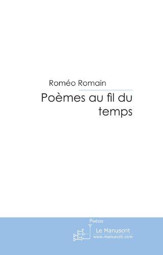 Télécharger en ligne Poèmes au fil du temps epub pdf