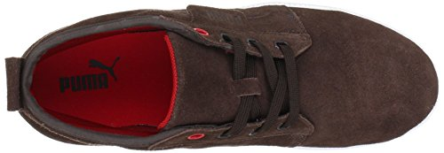 Puma Hawthorne, Lifestyle mixte adulte Multicolore - Multicolor (Chocolate Brown/White)