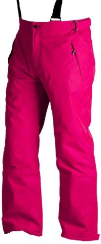 F.lli Campangolo Skihose - Pantalones de esquí para mujer infantil, tamaño 176 UK, color fucsia