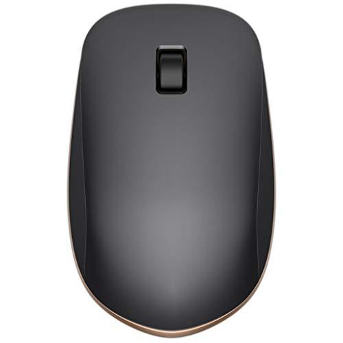 Cxp Boutiques Z5000 Wireless-Maus Bluetooth-Maus Business Office Integrierter Laptop Office Home Gaming-Maus (Color : Black)