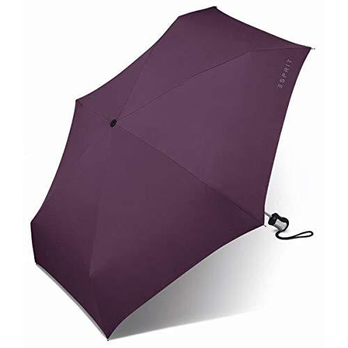 Esprit Taschenschirm Easymatic 4-Section deep Purple