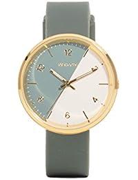 Parfois - Relojes Relojes Plastico Caqui - Mujeres - Tallas M - Caqui  Multicolor 44901e1c632d