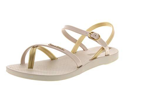 Ipanema - Fashion Sandal VII 82682 Beige Gold, Taglia:40 EU