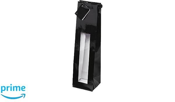 Smartboxpro flaschent te mit sichtfenster schwarz: amazon.de
