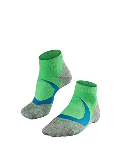 Acid Green (FALKE Herren RU4 Cool Short Runningsocken, Acid Green, 44-45)