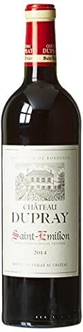 CHÂTEAU DUPRAY France Bordeaux MDC Vin Saint Emilion AOP 2014