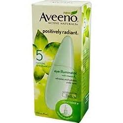 Aveeno Positively Radiant Eye Illuminator, 0.5 Ounce (Pack of 2)