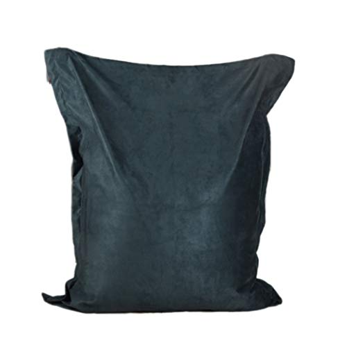 Gglloio Bazaar Bag-Riesensitzsack, 120cm X 140 cm, große Indoor Wohnzimmer Gamer Bean Bags, Außenwasserdicht Garten Bodenkissen Lounger-Indoor Outdoor Sitzsäcke (Color : C)