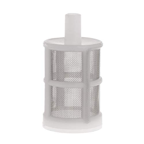 Xuniu Aquarium Filter Mesh, Wasserpumpenschlauch Net Clean Screen Pumpen Aquarium Zubehör 7mm (Fish Tank Screen)