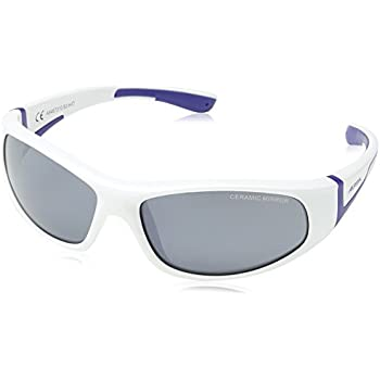 Alpina Kindersonnenbrille Flexxy Kids superflexibel white flower U4cQtd6rov