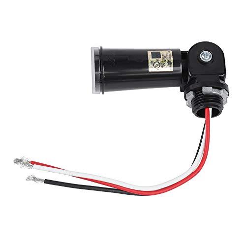 Interruptor fotoeléctrico, Automático Interruptor de Control de Sensor, Auto Encendido/apagado Luz, Interruptor...