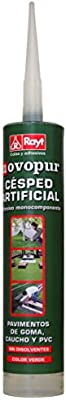 Novopur 1315-13 - Adhesivo para césped artificial (300 ml) color verde