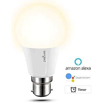 sengled wi fi classic smart led light bulb works with alexa and google assistant no hub. Black Bedroom Furniture Sets. Home Design Ideas