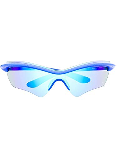 Mykita X Maison Margiela Herren Mmech0005md30330 Blau Acetat Sonnenbrille