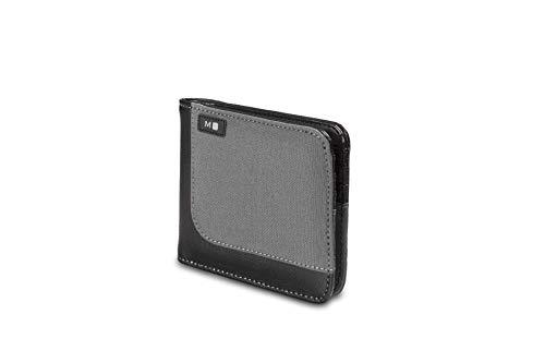 Moleskine Id Horizontale Brieftasche Schiefergrau (Moleskine Brieftasche)