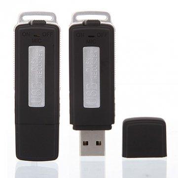 Bheema 4GB USB Flash Drive Pen Disk Digital Audio Voice Recorder