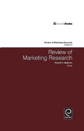Review of Marketing Research: Volume 5
