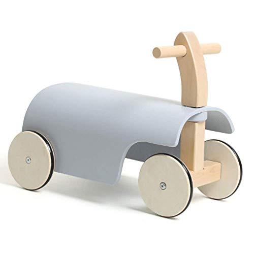 pferd, Kind Baby Fahrt auf Spielzeug Rocker Wheels Jo-Jo Auto Kleinkinder Kunststoff Gleichgewichtstraining, blaues Baby Spielzeug Geschenk ()