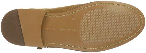 Tommy Hilfiger L1285evin 22n, Bottes Classiques Femme Beige (Cognac 606)