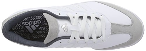 adidas Adicross V, Men's Golf Shoes, White (White/White/Gum), 8 UK (42 EU)