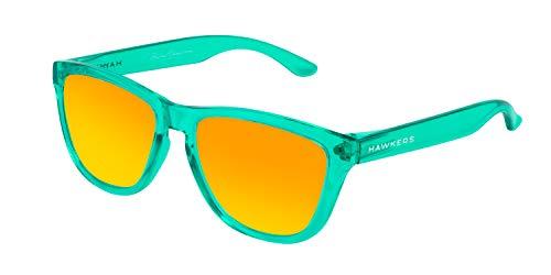 Hawkers X Paula ECHEVARRIA Gafas de sol, Crystal Green, One Size Unisex