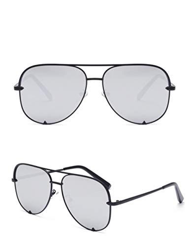 FORHOME australien stilvolle vintage sonnenbrille frauen luxus marke damen shades klaueretropilot rosa sonnenbrilleweiblich, schwarz silber spiegel