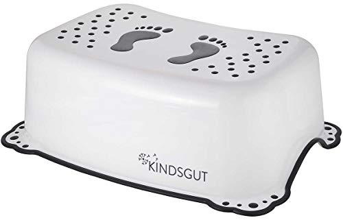Kindsgut - Taburete, blanco