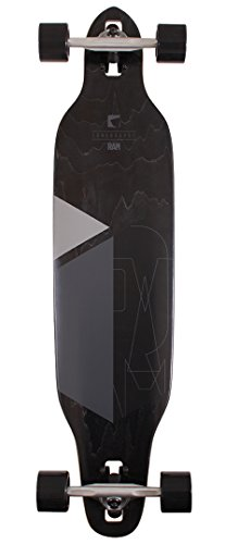 Ram SOLITARY LTD Longboard black