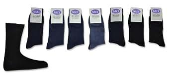 21 Paar Naft Socken 100% Baumwolle Jeanstöne 43/46