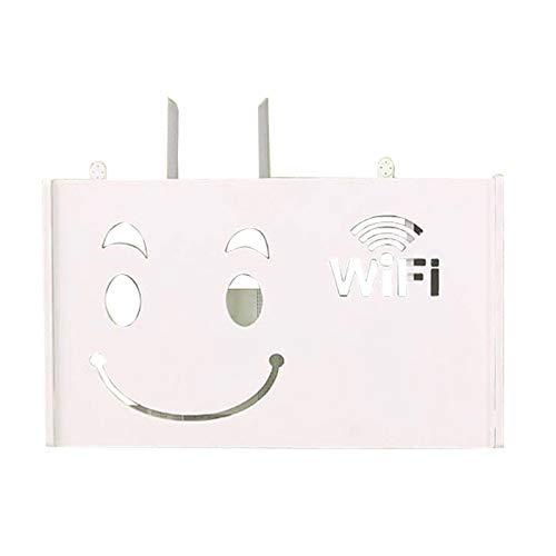 Xigeapg Router WiFi Inalámbrico Caja Almacenamiento