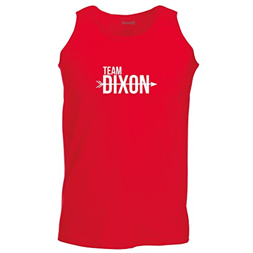 Brand88 - Team Dixon, Unisex Athletic Weste Rot