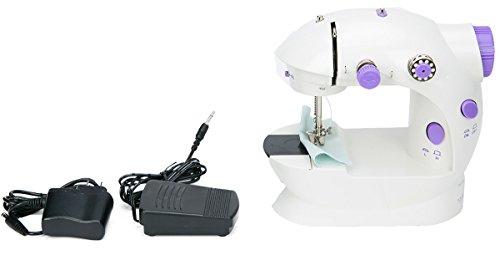 FreeTec Mini máquina de coser Eléctrica