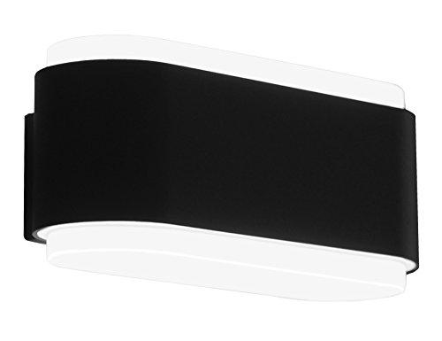 Ledar LED Außenleuchte LED-Wandleuchte10 | LEDs fest verbaut 10,5W 670lm warmweiß | 50500053002025