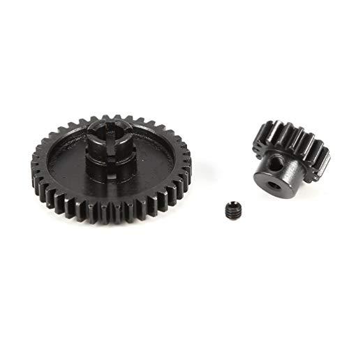 Mouchao per i ricambi Wltoys Car RC Aggiornamento Riduttore in Metallo + ricambi motoriduttore