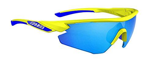 Salice 012RW Sonnenbrille, Gelb/RW Blau