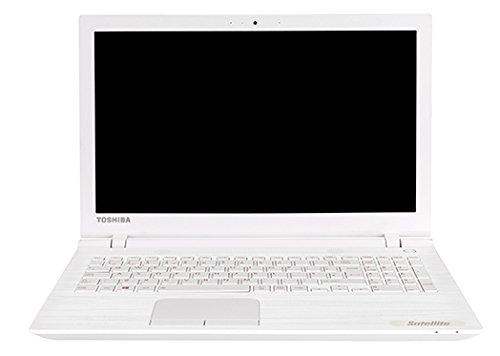"Toshiba C55-C-12Z Ordinateur portable 15"" Blanc (Intel Core i5, 4 Go de RAM, Disque dur 500 Go, Carte Nvidia GeForce 920M, Windows 8.1)"