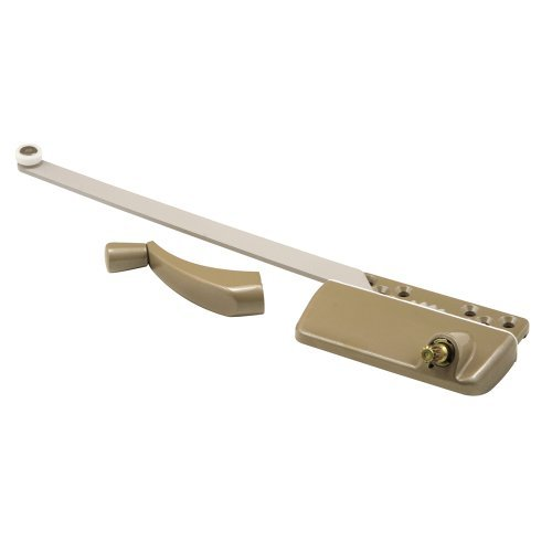 prime-line-products-th-23021-9-1-2-inch-single-arm-operator-with-crank-left-hand-coppertone-by-prime