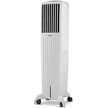 Symphony Diet 50i 50-Litre Air Cooler with Remote (White)-For Medium room